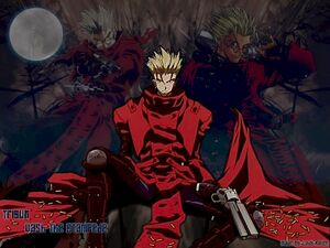 Trigun Vash Wallpaper Version 1-1-