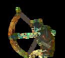 Armored Archer Skeleton