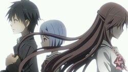 Arata Sora Lilith Anime