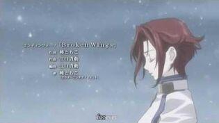 Trinity Blood - Broken Wings TV version