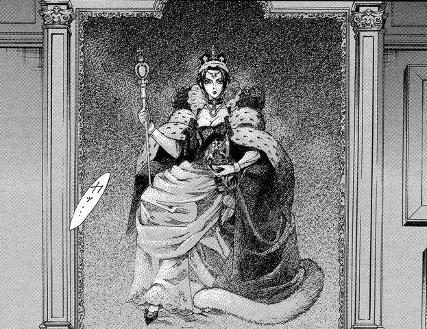 File:Queen Bridget II Manga.jpg