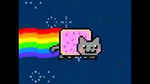 Nyan Cat 10 hours (original)