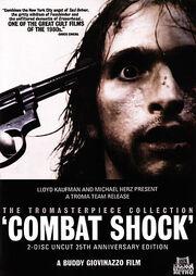 Combat shock dvd