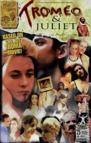 Tromeo & juliet comic issue 1