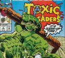 Toxic Crusaders Issue 2 (Marvel)