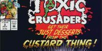 Toxic Crusaders Issue 3 (Marvel)
