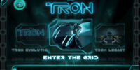 TRON: Legacy App