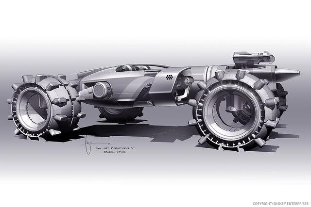 File:DanielSimon Sketch TronLegacy-LightRunner 01.jpg
