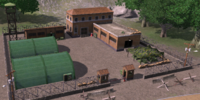 Army Base (Tropico 3 and 4)