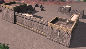 Colonial Fort