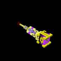 Tigerseye Scepter