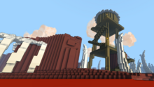 Lair Frontier Water Tower
