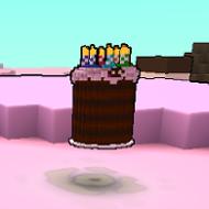 Pound Cake ingame
