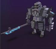 Lunar Lancer 2nd form