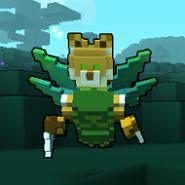 Wild Fae Male Warrior