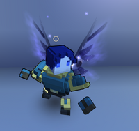Wings of Luancy ingame