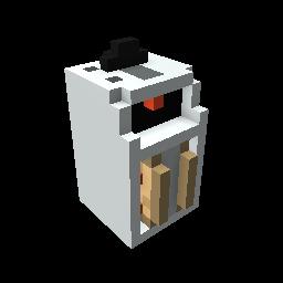 Patient Toast-Popper