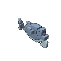 Iron-Infused Axefish