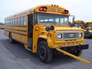 GM B-Series School