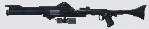 DC-15a Blaster Rifle