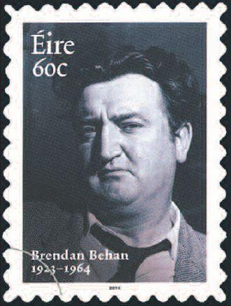 File:Brendan Behan stamp picture.jpg