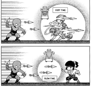 Kasumi-Time-Manipulation