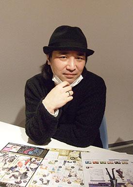 Toriumi Kousuke
