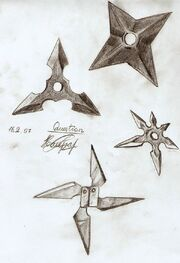Shuriken by Valera1988