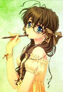 Oracle girl