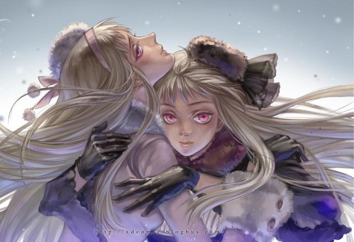 Klara and Kira