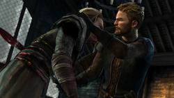 TID Asher kills Gryff