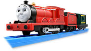 Plarail2014James