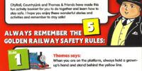 Rail Safe with Thomas & Friends