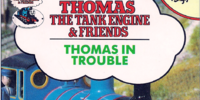 Thomas in Trouble (Buzz Book)