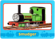 SmudgerTradingCard