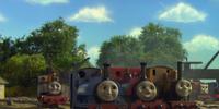 The Narrow Gauge Engines