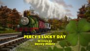 Percy'sLuckyDaytitlecard