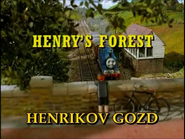 Henry'sForestSlovenianTitleCard