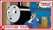 Thomas Meets an Artist in Paris
