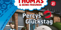 Percy's Lucky Day (German DVD)