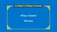 Arthur'sTrickyTravelsMenu