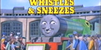 Whistles and Sneezes/Gallery