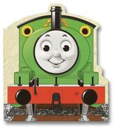 Percy (Great Big Board Book) cover