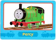 PercyTradingCard