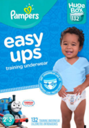 PampersEasyUpsThomasTrainingPants2T-3T2