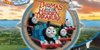 Thomas and the Hidden Treasure (Live Show)