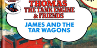 James and the Tar Wagons (Buzz Book)