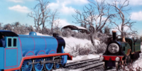 James the Jealous Engine