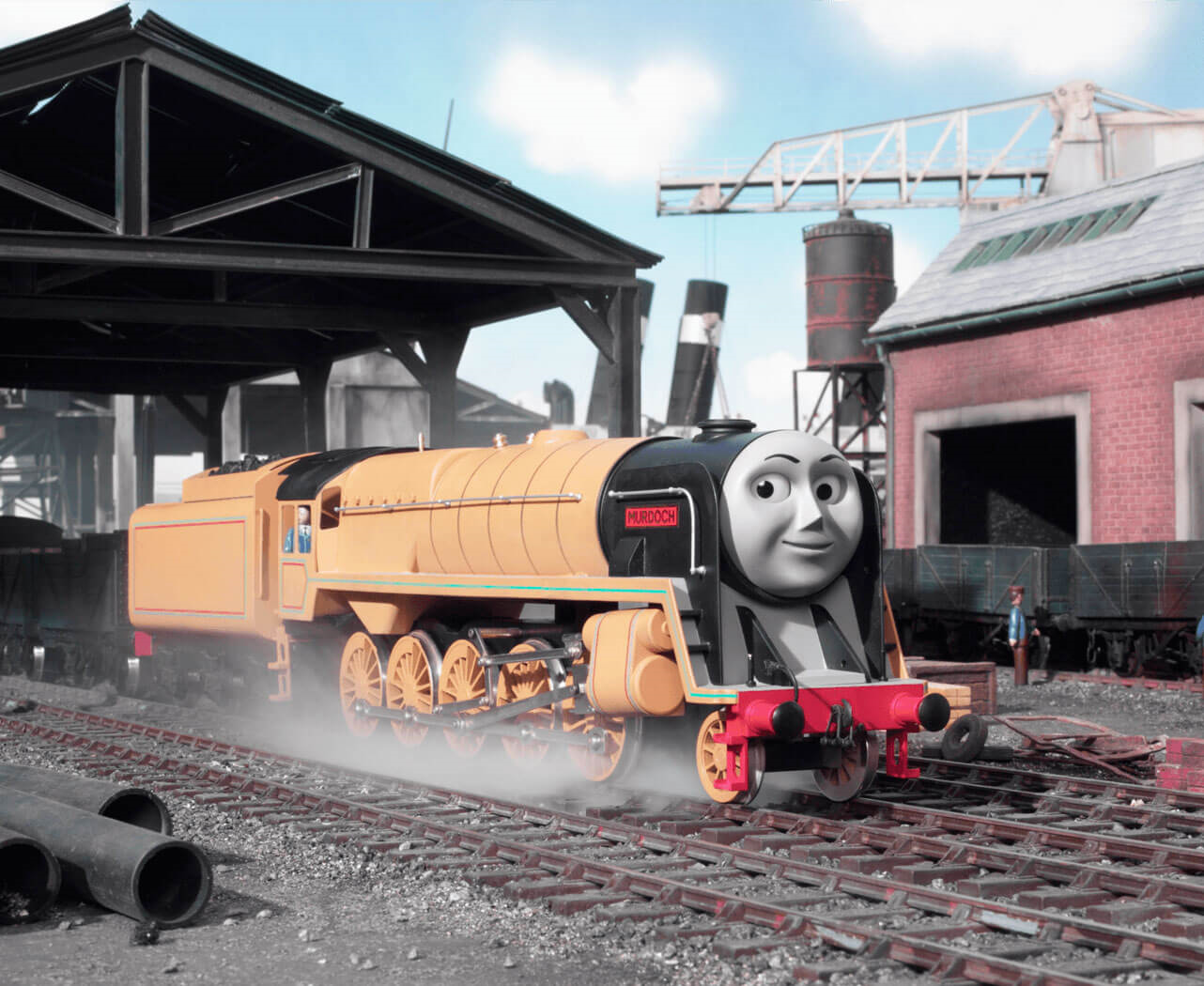 Image boco in trainz thomas and friends png scratchpad fandom - Image Peaceandquiet53 Png Thomas The Tank Engine Wikia