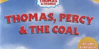Thomas, Percy and the Coal (DVD)